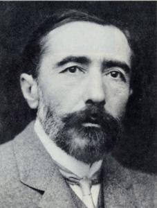English was the third language of Joseph Conrad.