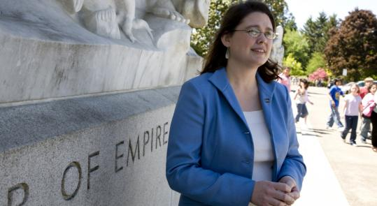 Despite long odds and very little time, Sara Gelser, an Oregon state legislator, is working hard to help Hillary Clinton win the Oregon primary tomorrow.