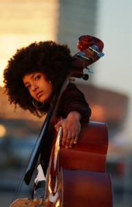 On her new CD, Esperanza Spalding shifts from wordless vocals to singing full-on lyrics, mostly of her own composition.