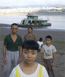 'Yangtze' filmmaker Yung Chang looks at the impact the Three Gorges Dam project has on the life of Yu Shui, 16, and her family.