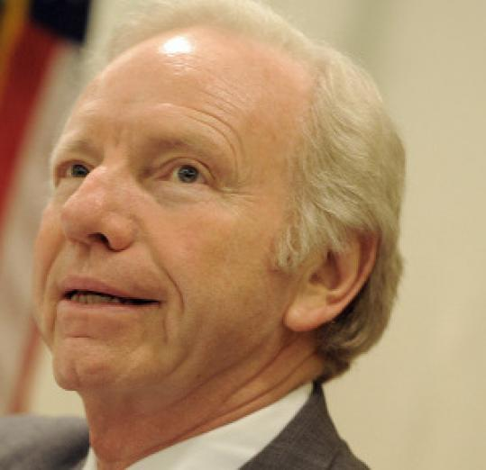 'I have an obligation to do what I think is best for our nation,' Senator Joseph Lieberman said.