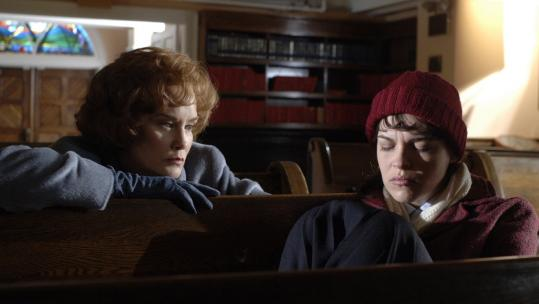 Jessica Lange and Tammy Blanchard star in CBS's two-hour movie 'Sybil.'