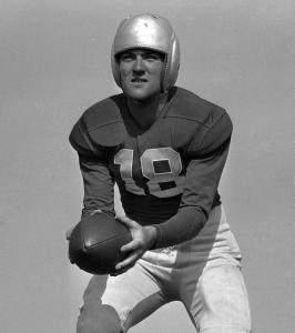 Georgia quarterback John Rauch went on to coach the Oakland Raiders to a berth in the second Super Bowl.