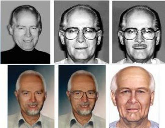 Age-enhanced photos by the US attorney's office.