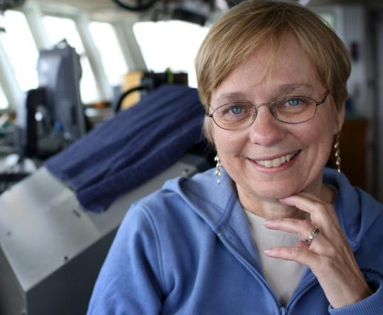 Susan Avery has been director of the Woods Hole Oceanographic Institution since February.