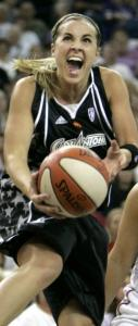As part of her deal with CSKA Moscow, Becky Hammon will play for Russia in Beijing.
