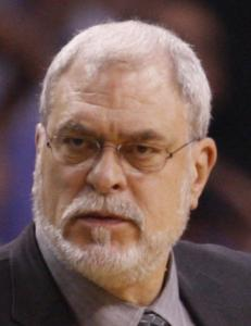 PHIL JACKSON Taking it one play at a time