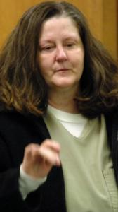 Sheila LaBarre has admitted killing boyfriend Michael Deloge in the fall of 2005 and Kenneth Countie in March 2006, but is pleading insanity.