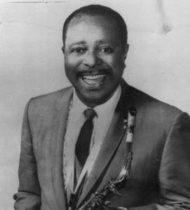 Louis Jordan had 54 hits during the 1940s and influenced a host of future musical greats.