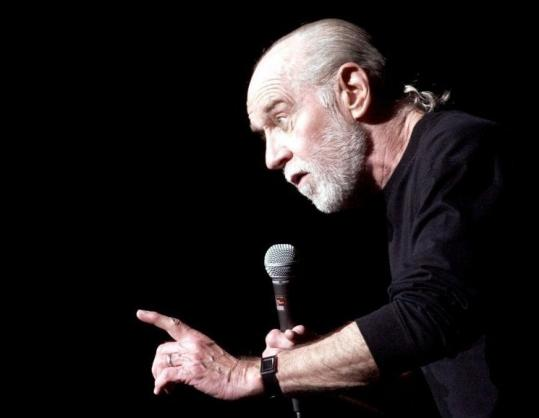George Carlin, known most recently for his HBO comedy specials, had been a favorite on college campuses for decades.