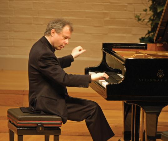 András Schiff plays and lectures about Beethoven works. His wide-ranging lectures were recorded and are available online.