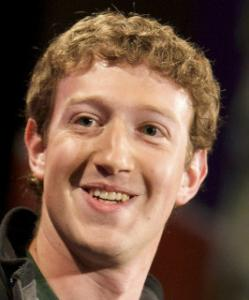Mark Zuckerberg started Facebook, a social-networking site, while he was a student at Harvard.