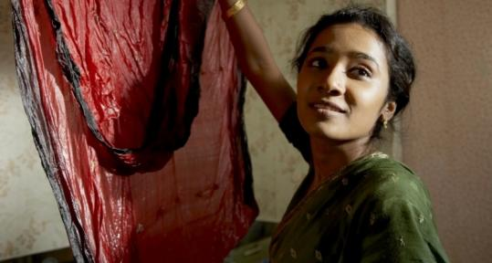 Tannishtha Chatterjee stars as a Bangladeshi woman who has been in an arranged marriage in London for two decades.