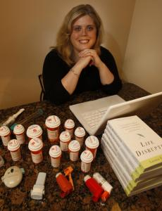 Laurie Edwards is the author of 'Life Disrupted: Getting Real About Chronic Illness in Your Twenties and Thirties.'