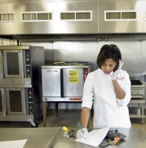 Carlene O'Garro founded Delectable Desires, a Jamaica Plain bakery.