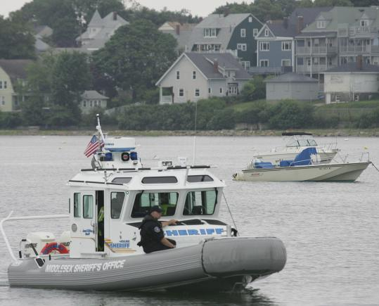 Court Officer Is Lost In Fall From Boat The Boston Globe