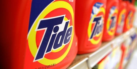 Procter & Gamble, which makes Tide, said higher costs, including energy, led to a price increase.