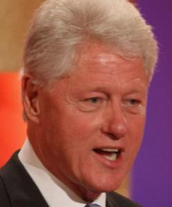 Bill Clinton said he had a 'good talk' with Barack Obama.