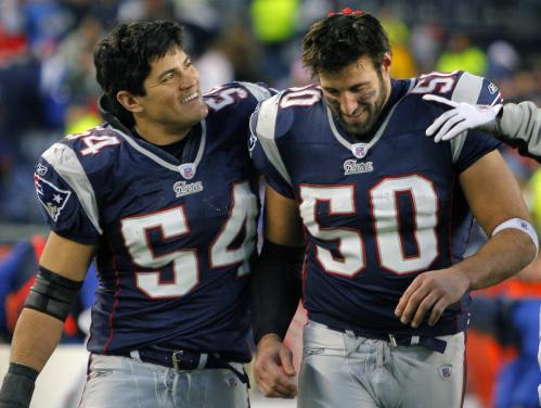The Patriots' starting linebacking corps last season featured four players over the age of 30, including Junior Seau, who turned 39 during the postseason. The Patriots added a potential infusion of youth by drafting Jerod Mayo with the 10th overall pick in this year's draft. Stroll through our gallery as we break down the personnel at linebacker and, at the end, you can vote for how the position might play out in training camp and beyond.
