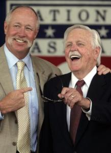 Goose Gossage and Dick Williams led the San Diego Padres to the World Series in 1984.