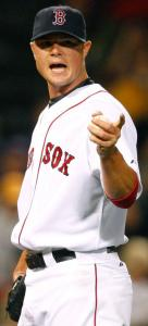 Sox pitcher Jon Lester took his second straight win over the Yankees, saving the team from a 3-game sweep.