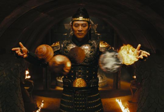 'The Mummy' star Jet Li has set up a philanthropic foundation.