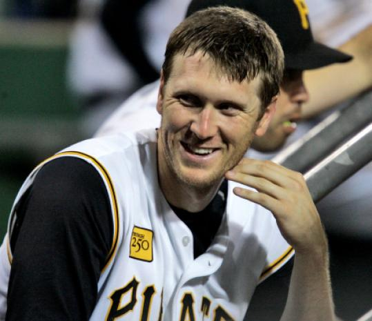Jason Bay declares he's not trying to replace Manny Ramírez.