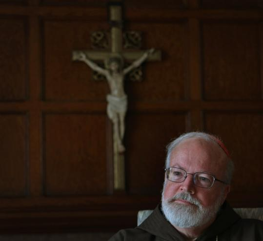 Cardinal Sean P. O'Malley arrived in Boston on July 30, 2003, confronting, for the third time in his career as a bishop, a diocese thrown into crisis by clergy sexual abuse.