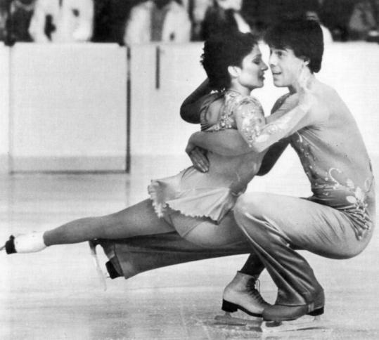 Burlington sent Peter and Kitty Carruthers to the 1984 Winter Olympics where they won a silver medal in figure skating.