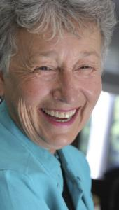 Ruth Nemzoff will be at Newton's library Tuesday.