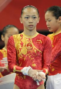 He Kexin was said to be 13 when Chinese media did a story about her in November.