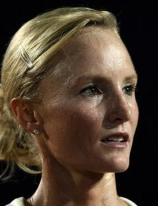 Shalane Flanagan has her sights on a medal in the 10K.