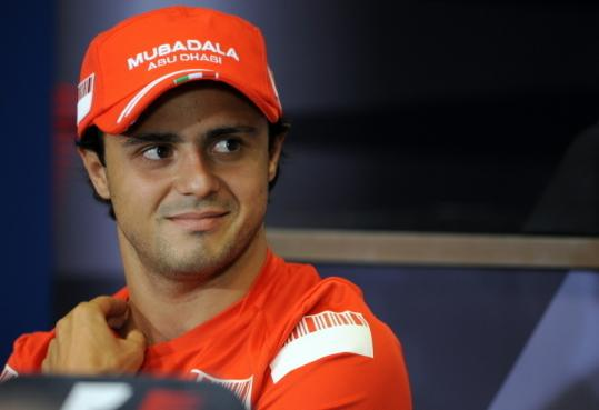 At the European Grand Prix, Felipe Massa secured his fourth pole of the season. He's hoping for his fourth victory, too.