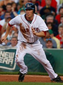 Jason Bay (above) is hardly fleet, but he has three steals in three weeks with the Red Sox.