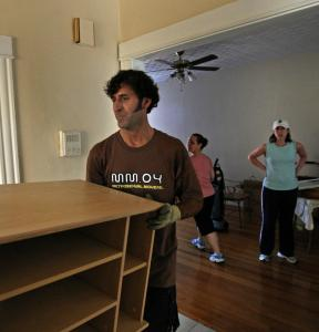 Joe LaRoche is owner of Metrosexual Movers, a boutique moving company.