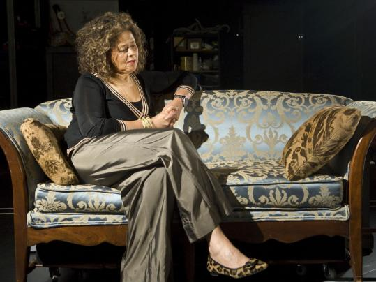 Anna Deavere Smith in 'Let Me Down Easy.'