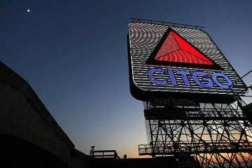 So good, so good The Citgo sign watches over the lively, student-and-R