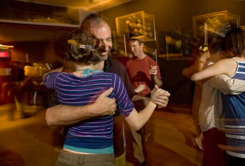 Steve Slavsky of Arlington showed off his milonga moves at the Lily Pad. More info on the Lily Pad SUBMIT Your nightlife photos! TALK What scene should we visit next?