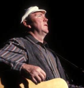 Liam Clancy hasn't played in the area since the mid-'90s.