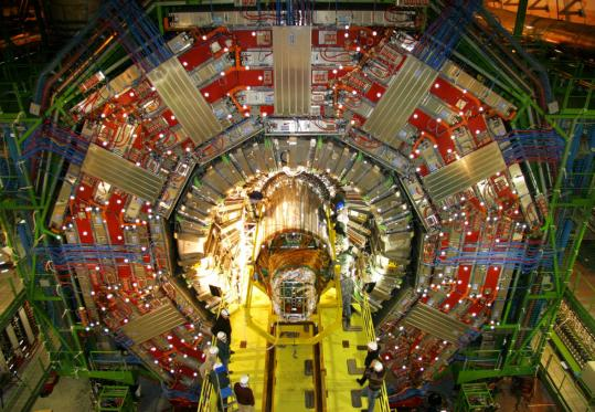 The $9 billion Large Hadron Collider, 20 years in making, represents the work of at least 7,000 scientists, will be turned on Wednesday.