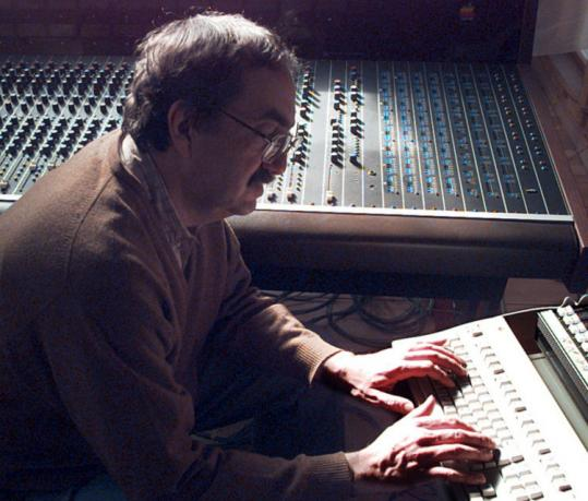 Ray Loring composed his works in a high-tech electronic studio in the Georgetown family home where he grew up.