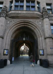 Yale's investment return failed to match the 8.6 percent reported last week by Harvard.