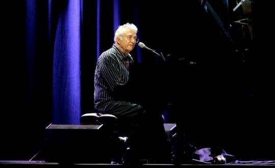 ''The Republicans don't want to hear me,'' says Randy Newman. ''That's just the way it goes.''