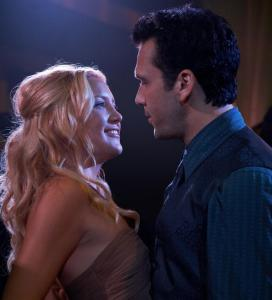 Kate Hudson and Dane Cook in ''My Best Friend's Girl,'' which was filmed in Boston.