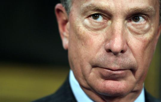 Presidential candidate Barack Obama called Michael Bloomberg to discuss the meltdown on Wall Street.