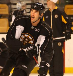 After a rough first season with the Bruins, Zdeno Chara emerged as one of the elite defensemen in the NHL in 2007-08.