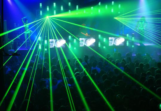 The four-day Amsterdam Dance Event features more than 700 DJs and live acts at 34 clubs throughout the city.