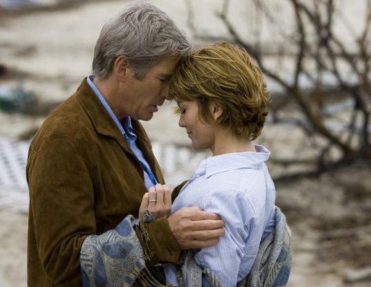 Richard Gere and Diane Lane are the lovers in ''Nights in Rodanthe.''