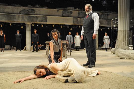 'The Dreams of Antigone'