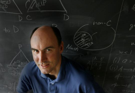 The work of the Harvard mathematician and biologist Martin Nowak, who is a Catholic, proposes a partnership between science and religion.